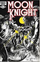 Moon Knight Comic  #21, Marvel Comics 1982 NEAR MINT NEW UNREAD - $4.50
