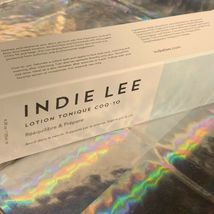 New In Box FULL SIZE Indie Lee COQ-10 Toner CLEAN BEAUTY 4.2 Oz. All Natural image 3
