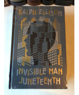 Invisible Man / Juneteenth by Ralph Ellison - leatherbound - £41.81 GBP