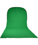 Impact Super Collapsible Background - 8 x 16' Chroma Green - $51.78