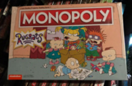 Factory Sealed USAOPOLY Rugrats  Monopoly Family Board game - $34.20
