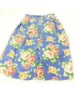 Jones New York Women's Blue Floral Skirt - $29.69