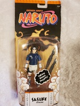 Naruto Sasuke Mattel Action Figure! Factory Sealed! - $36.95