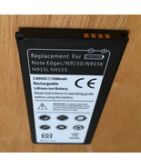 Samsung Note Edge Replacement Battery Slim Standard Size SM N915 Repacem... - $13.93