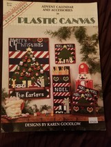 Advent calendar and Accessories In Plastic Canvas *Back street designs* - $6.13