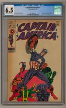 "Comic Book Captain America #111 CGC 6.5 ""Death"" of Steve Rogers - $99.00"