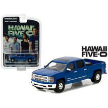 2014 Chevrolet Silverado Pickup Truck Blue Hawaii Five-0 TV Series (2010... - $12.56