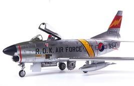 Academy 12337 ROKAF F-86D 108th Fighter Interceptor Squadron Plastic Hobby Model image 2