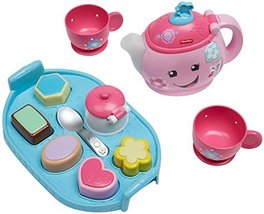 Fisher-Price Laugh & Learn Sweet Manners Tea Set image 3