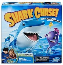 Hasbro Shark Chase Board Game For Kids Ages 5+ Elefun and Friends - $29.58