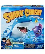 Hasbro Shark Chase Board Game For Kids Ages 5+ Elefun and Friends - $24.24