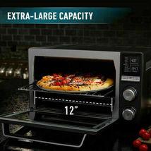 Calphalon Quartz Heat Countertop Oven, Stainless Steel, TSCLTRDG1 NEW SEALED image 3