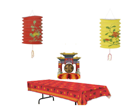 Asian Party Decoration Pack - $19.95