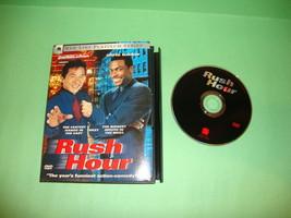 Rush Hour (DVD, 1999, Platinum Series) - $7.66