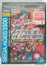 New Sega Ages 2500 Series vol.20 Space Harrier II PlayStation 2 PS2 Japan - $163.34