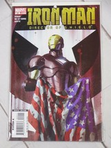 Iron Man Director of S.H.I.E.L.D. The Initiative Marvel 22 - C2024 - $1.79