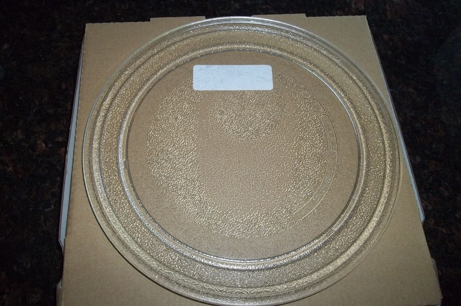 Primary image for GE # WB49X10134 Microwave Replacement Plate 9 5/8""