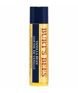 Burt's Bees 100% Natural Lip Balm, Vanilla Bean, 4.25g - $9.44