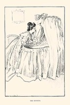 The Mother by Charles Dana Gibson - Art Print - $19.99+