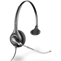 Plantronics H251H 87128-01 SupraPlus Monaural Headset - Gray - $38.24