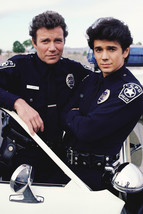 William Shatner and Adrian Zmed in T.J. Hooker 18x24 Poster - $23.99