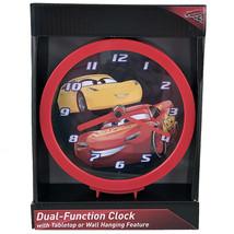 Disney Pixar Cars Dual-Function Clock - $21.24