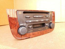 03-07 Highlander Hybrid Stereo CD Disc Cassette Player 86120-48480 image 5