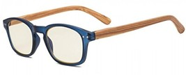 Eyekepper Bamboo-look Temples UV Protection Reading Glasses,Anti-reflective - $21.88