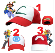 2018 Top Anime Pocket Monster Cosplay Costumes Hats Pokemon Cap Ash Ketc... - $39.99
