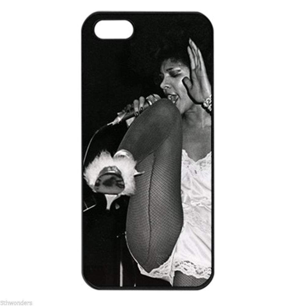 BETTY DAVIS FUNK GODDESS MILES Apple Iphone Case 4/4s 5/5s 5c 6 6 Plus 6s 7 SE