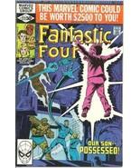 Fantastic Four Comic Book #222 Marvel Comics 1980 VERY FINE+ - $4.50