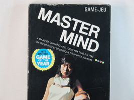 Master Mind 1973 Board Game 100% Complete Mastermind Excellent Bilingual @@ - $24.63