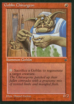 Magic: The Gathering - Fallen Empires - Goblin Chirurgeon (C) - $0.25