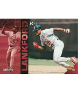 1994 Select #152 Ray Lankford - $0.50