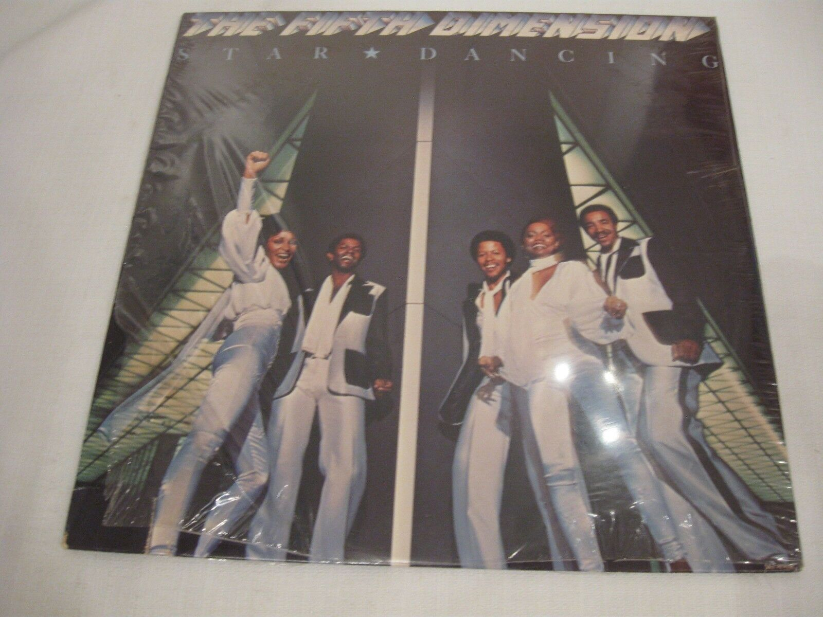 The Fifth Dimension Star Dancing Motown M7-896R Stereo Vinyl Record LP SEALED