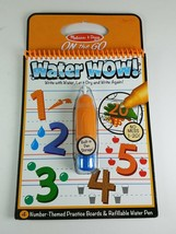 Melissa & Doug Water Wow! - Number #5399 Pad Reveal Activity Book Ages 3+ - $12.60