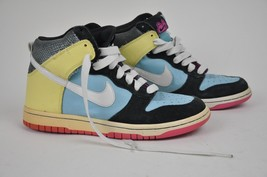 best service d728d 994d0 Women  39 s NIKE 6.0 Multi-Color Dunk High 342257-411 Girl