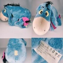 "Jumbo Eeyore Plush 20""Lx13""H Jumbo Stuffed Animal Plush Winnie The Pooh Mattel - $29.95"
