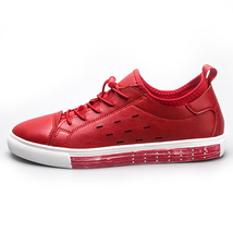 Up Casual Shoes New Men Shoes Lace flats Breathable Men size footwears Arrival Xn0TxI51