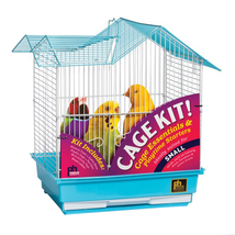 Prevue Hendryx Double Roof Bird Cage Kit 961-PP-91110 - $63.27
