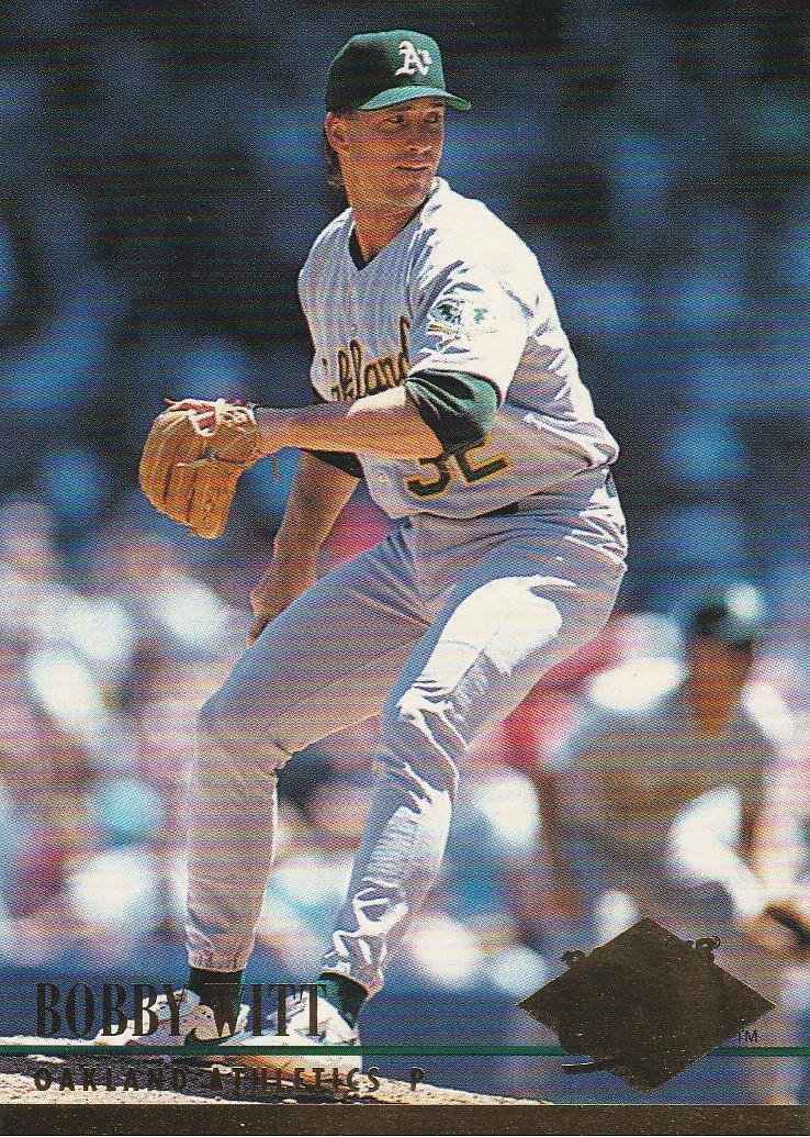 Primary image for 1994 Ultra #115 Bobby Witt