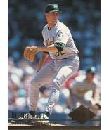 1994 Ultra #115 Bobby Witt - $0.50