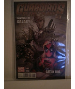 GUARDIANS OF THE GALAXY #1 STEVE McNIVEN SIGNED- FREE SHIPPING - $28.05