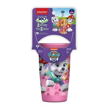 Playtex Sipsters Stage 2 Paw Patrol Girls Spoutless Sippy Cup, 10 Oz - $5.30