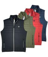 Timberland Men's Puffer Poly Fill Lightweight Vest A1NT2 - $69.99