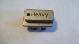 Samsung Dishwasher Model DW80J3020US/AA Push Button H(eavy) DD81-01817A - $7.95