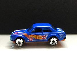 *NEW* HOT WHEELS 2018 50TH RACE TEAM '70 FORD ESCORT RS1600 LOOSE > UNPA... - $5.89