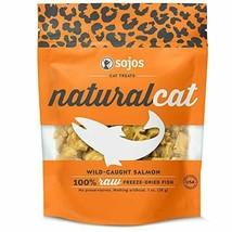 Sojos Natural Cat Wild Caught Salmon Freeze Dried Cat Treats - $19.99