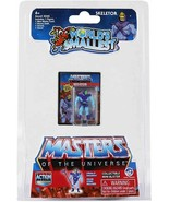 World's Smallest MOTU Masters Of The Universe Micro Action Figures: Skel... - $11.88