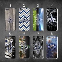 Dallas cowboys iphone 5 5s 5c 6 plus 7 8 7+ 8+ X XR XS max case - $13.57+
